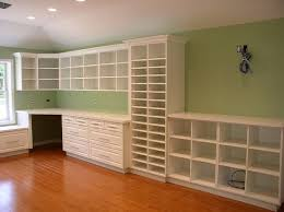 Closet Craft Room - craft room shelving would be a great workspace organization