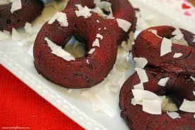 gluten free red velvet donuts recipe natalie jill fitness