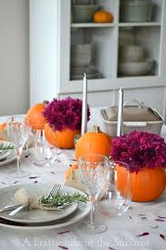 simple ideas for a thanksgiving table setting a pretty in