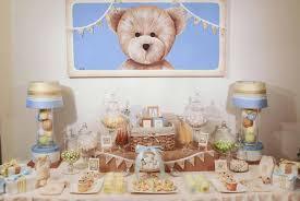 teddy baby shower decorations ideas ba shower decorations