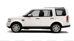 land rover discovery expedition side pose of 2010 land rover discovery in white wallpaper