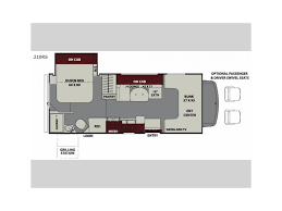 Coachmen Class C Motorhome Floor Plans by 2018 Coachmen Rv Leprechaun 210rs Ford 350 St George Ut