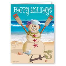 beach themed christmas cards christmas lights decoration