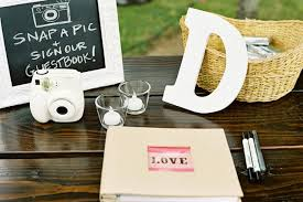 wedding gift registry book wedding guest book ideas diy