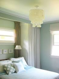 painting our bedroom ceiling a soft green color young house love