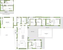 Santa Fe Style Home Plans by House Plans Sa Escortsea
