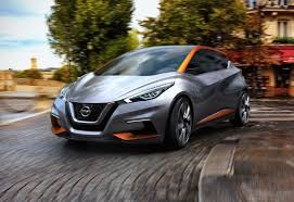 nissan cars 2017 top 10 best small cars coming in 2017 2018 performancedrive