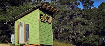 communal living inhabitat green design innovation australian couple builds a tiny home in three months for 320