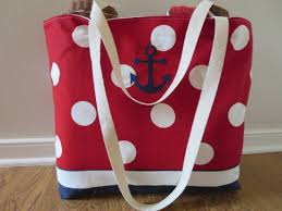 nautical gift bags nautical coastal bridesmaids gifts