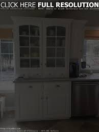 classic kitchen hutch cabinets painting fresh at apartment set of