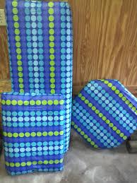 Boat Cushion Fabric Diy Boat Cushions For Cheap I Used Vinyl Tablecloths From Walmart