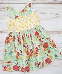 girls pink butterfly dress girls dress girls size 5 dress