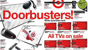 target black friday tv deals advertised in target s black friday