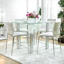 High Dining Room Tables High Dining Room Tables And Chairs Counter Height Dining Table