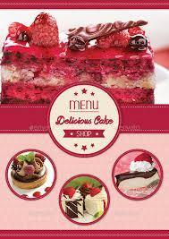 cake menu design 28 images flat design of cake menu stock