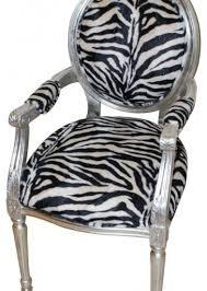 Zebra Dining Chairs Impressive On Zebra Accent Chair Zebra Accent Chair Facil Furniture