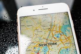New York Google Map by Apple Maps Is Using Drones To Take On Google Maps