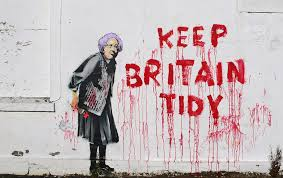 Banksy S Top 10 Most Creative And Controversial Nyc Works - gallery banksy s iconic street art creative resistance