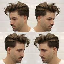 over 55 mens hair cut haircuts for men with thick hair thicker hair haircuts and wavy