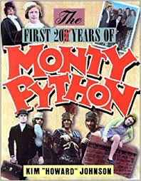 the first 20 years of monty python kim