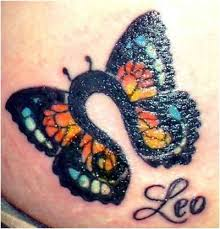 10 brilliant leo tattoo ideas