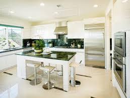 white kitchen cabinets green granite countertops modern white kitchen with green granite countertops d145 200 687