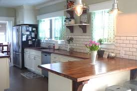 How To Install Subway Tile Backsplash Kitchen Install Subway Tile Backsplash In Your Kitchen Zach Hooper Photo