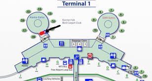 seattle airport terminal map alaska airlines needs a board room in san diego