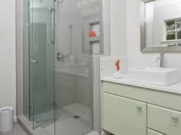 bathroom bifold shower door clear backsplash contemporary glass