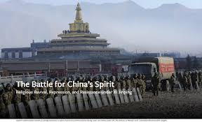 freedom house 2017 report the battle for china u0027s spirit u2014religious