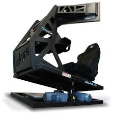 Flight Sim Desk Ckas Thruxim Motion Simulator