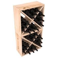natural wine racks you u0027ll love wayfair