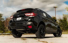 subaru crosstrek custom subaru crosstrek lifted enkei package vip auto accessories