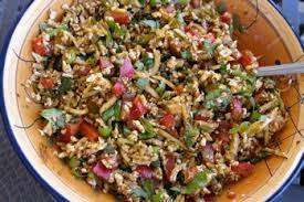 raw cauliflower recipe for spanish rice raw food diet inspiration
