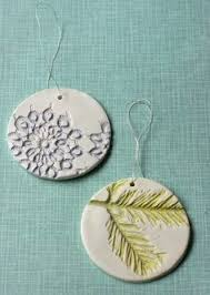 paper clay ornaments clay ornaments