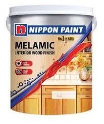 nippon paint melamic wood and metal paint uppal market
