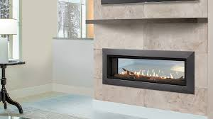 echelon ii see through direct vent gas fireplace majestic products