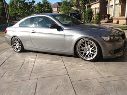 bmw 328i slammed space greys show your color page 17