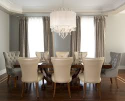 Dining Room Chandeliers Transitional Pearlescent Paint Dining Room Transitional With Baseboard Chrome