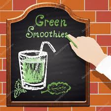 green cocktail black background green smoothie on black chalkboard u2014 stock vector anat21om 69213319