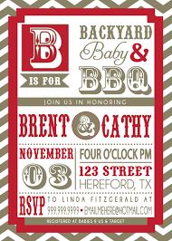 baby shower barbecue invitation wording u2013 wedding invitation ideas