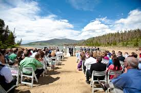 Weddings In Colorado Windy Point At Lake Dillon Wedding Cody U0026 Allison Becky Young