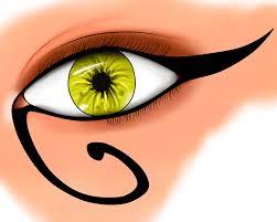 eye of horus animation by vyktoria vixen on deviantart
