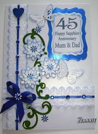 45 year anniversary gift 45th wedding anniversary party ideas gift ideas bethmaru