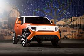 toyota ft 4x concept front three quarters motor trend