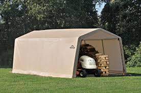 shelterlogic 1020 auto shelter review portable car garage shelters