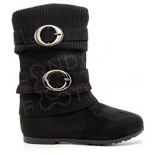 womens flat boots uk womens flat low heel winter sock biker boots mid calf
