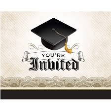 Graduation Party Invitation Card Shopkins Invitations 8ct Walmart Com