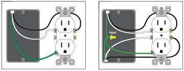 wall plug wiring diagram dc motor wiring diagram wall plug