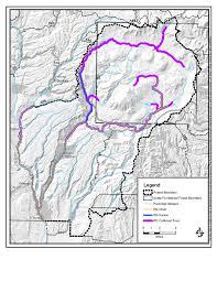 Santa Fe Map Santa Fe Projects